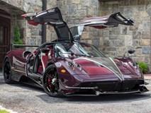 Ông trùm siêu xe Mỹ tậu Huayra BC 3 triệu USD