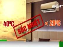 Cách bật điều hòa tiết kiệm điện khi trời nắng nóng kéo dài