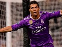 Ronaldo lập cú đúp giúp Real phá lời nguyền Champions League