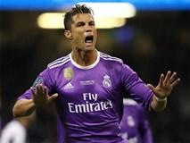 Ronaldo vượt Messi, lập kỷ lục chưa từng có ở Champions League