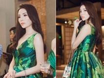 Hoa hậu Kỳ Duyên lộng lẫy như công chúa thu hút mọi ánh nhìn tại sự kiện