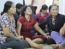 Đám tang 4 học sinh đuối nước ở Gia Lai: Bố còn nợ con một buổi đi chơi
