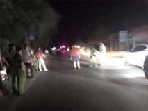 Giây phút hãi hùng của tài xế bị 30 người dùng dao, súng truy sát trên quốc lộ