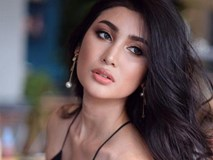 Thí sinh Hoa hậu chuyển giới Thái Lan gây chú ý vì sở hữu khuôn mặt xinh đẹp như diễn viên nổi tiếng