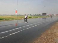 Hà Nội đã có cơn mưa giải nhiệt đầu tiên sau đợt nắng nóng kỷ lục suốt 5 ngày qua