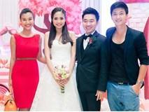 Khoảnh khắc ngọt ngào của Huỳnh Anh, Hoàng Oanh trong 3 năm yêu nhau