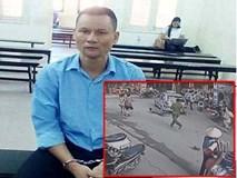"""Nữ du khách """"Tây"""" bắt taxi, tài xế giật điện thoại, kéo lê nạn nhân giữa phố Hà Nội"""