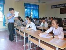 Gần 29.000 thí sinh bước vào kỳ thi tuyển sinh vào lớp 10 THPT