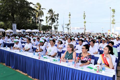 Phủ xanh Bà Rịa - Vũng Tàu với hơn 11 vạn cây