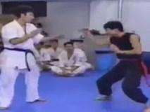 MMA: Túy Quyền đấu Karate, giả say bị đánh cho say thật