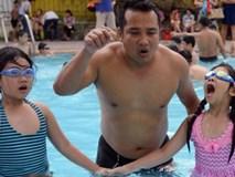 'Ép' bơi là môn học bắt buộc: Bộ GD&ĐT nói gì?