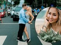 """Chỉ một lần gặp, mỹ nữ Khánh Hòa khiến chàng Tây sang Việt Nam du lịch """"ở luôn không về"""""""
