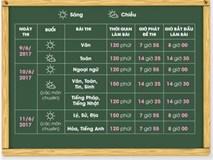 76.000 học sinh Hà Nội thi vào lớp 10