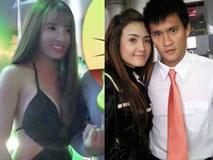 """Em gái Công Vinh vướng scandal bị tố làm ở quán bar Singapore, """"cặp kè"""" với chồng người khi cô vợ đang mang bầu?"""