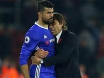 Diego Costa hành xử thế này, chẳng trách bị tống cổ khỏi Chelsea