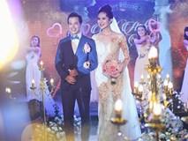 Khi yêu chỉ đi taxi, về nhà, Hoa hậu mới biết chồng là đại gia mía đường, làm đám cưới chục tỷ