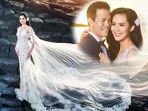 Ảnh cưới lãng mạn của người đẹp được yêu thích nhất HH Hoàn vũ 2015