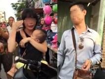 Thực hư vụ người mẹ ôm con nhỏ bị hành hung giữa đường, nghi dàn cảnh bắt cóc trẻ ở Hải Phòng