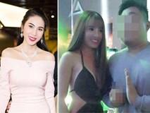 Thủy Tiên lên tiếng về việc em gái Công Vinh đi hát quán bar