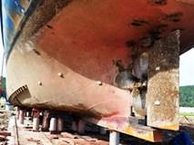 Ngư dân trần tình lý do rút đơn kiện vụ tàu thép chục tỷ nằm bờ