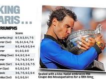 Rafael Nadal hóa