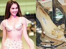 Đêm hội chân dài thất bại, Ngọc Trinh vẫn bỏ trăm triệu sắm đồ hiệu
