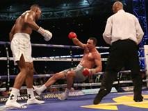 """""""Tiến sĩ búa thép"""" trượt ngôi Vua boxing: Anh hại em"""