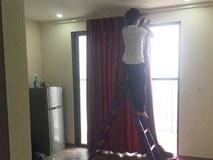 Vừa tấm tắc khen rèm chống nắng đẹp, anh chủ ngớ người khi biết... thợ vào nhầm nhà
