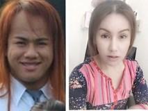 """Sau khi """"đập mặt đi xây lại"""", chàng trai xấu xí hóa cô gái hoàn hảo rồi có luôn bồ đẹp như trai Hàn Quốc"""