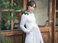 Váy sơmi đơn giản là thế nhưng cũng có những cách điệu khiến nàng công sở chẳng thể làm ngơ