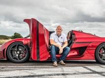 Siêu xe triệu USD Koenigsegg Regera cuối cùng đã có chủ