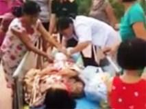 Phú Thọ: Sản phụ 'đẻ rơi' tại sân chung cư