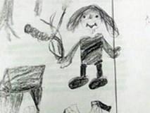 Bức vẽ nguệch ngoạc của cô bé 10 tuổi vạch trần người chú mất nhân tính, xâm hại tình dục cháu gái