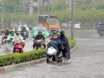 Dự báo thời tiết hôm nay: Miền Bắc có mưa to đến rất to