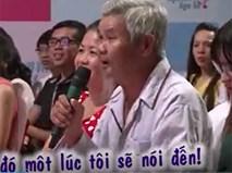 Ông ngoại U80 muốn MC Quyền Linh tìm bạn gái cho mình