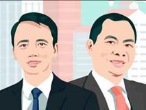 Cuộc tranh giành ngôi vị số 1 của hai người giàu nhất Việt Nam