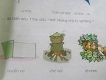 Những bài tập tiếng Việt lớp 1 người lớn cũng bó tay