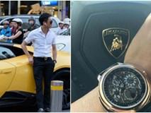 Anh em ghen tị Cường Đôla vì loạt đồng hồ đắt đỏ hơn cả siêu xe