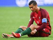 C.Ronaldo bỏ họp báo, lẩn tránh nói về tương lai