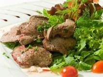 Nên ăn nội tạng động vật thế nào để bảo vệ sức khỏe?