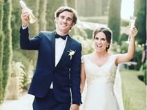 Hè 2017, mùa cưới của các sao bóng đá