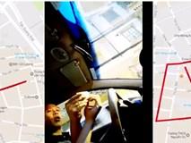"""Nhập vai khách Tây, đi quãng đường 1km ở phố cổ Hà Nội, PV bị taxi """"vòi"""" 500.000 đồng"""
