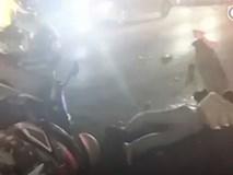 Giữa đường gặp nạn, bé trai 6 tuổi xin cứu cha trước