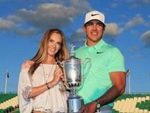 Ngắm bạn gái xinh đẹp của nhà vô địch US Open