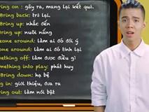 Thầy giáo 9X chế nhạc 'Shape of you' bày cách học tiếng Anh cực dễ!