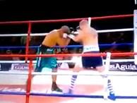Trúng đòn tàn khốc, võ sĩ boxing nhập viện trong tình trạng nguy kịch