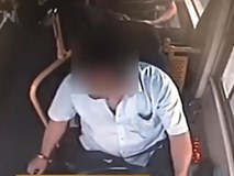 Tài xế xe buýt bất ngờ lên cơn đau tim qua đời khi đang lái xe