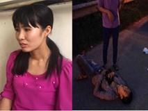 Người vợ kể lại phút bị 2 tên cướp đâm, cướp túi xách khi ngủ trong xe tải