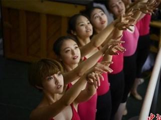 Choáng ngợp với ngôi trường có nhiều gái xinh nhất Trung Quốc