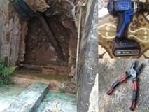 Đào 6 mét đường hầm, đột nhập công ty trộm tài sản trị giá gần 2 tỷ đồng